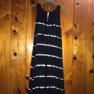 Kensie Maxi Tye Dye Dress